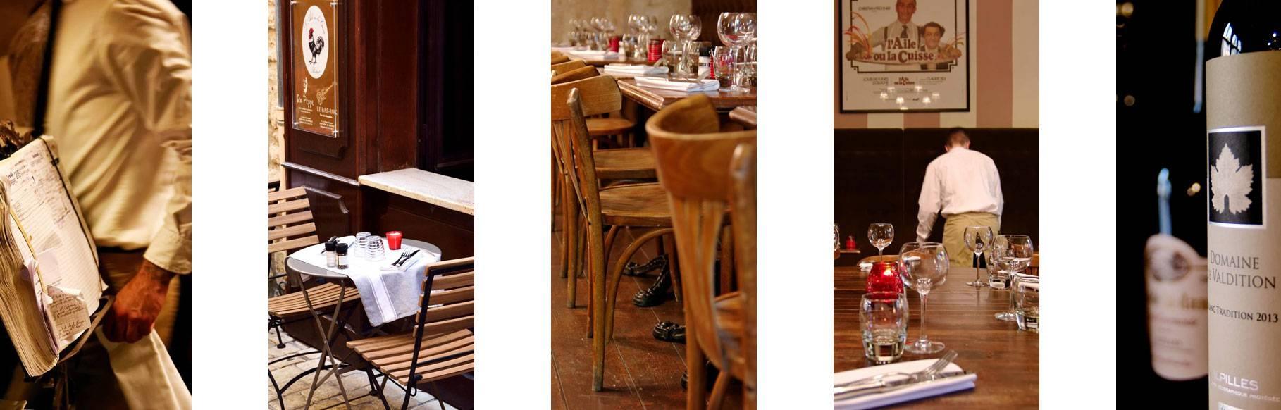 L'aile ou la Cuisse - Saint-Remy-de-Provence